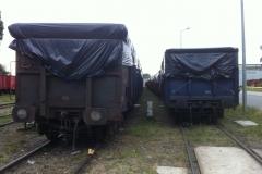 Sektor Drzewny - biomasa dostarczona koleją